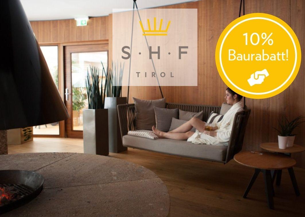 Schlosshotel Fiss - 5 Sterne Hotel -10% Baurabatt (siehe Beschreibung)