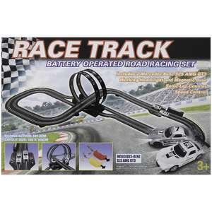 [ Action ] Race Track Rennstrecke / Fisher Price Tier Keyboard für 7,95€ statt 9,95€