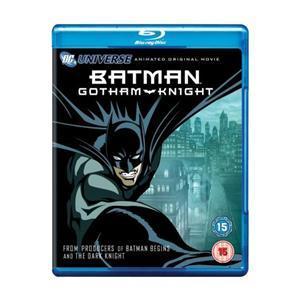 (UK) Batman: Gotham Knight (Blu-ray) für 3.30€ @ play (zoverstocks)