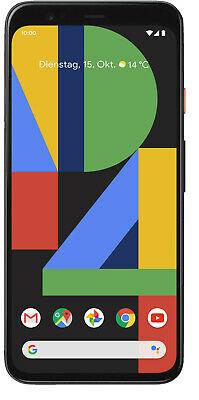 [Mediamarkt-Ebay] GOOGLE Pixel 4 64 GB Clearly White Dual SIM für 699,-€ oder Pixel 4 XL für 849,-€