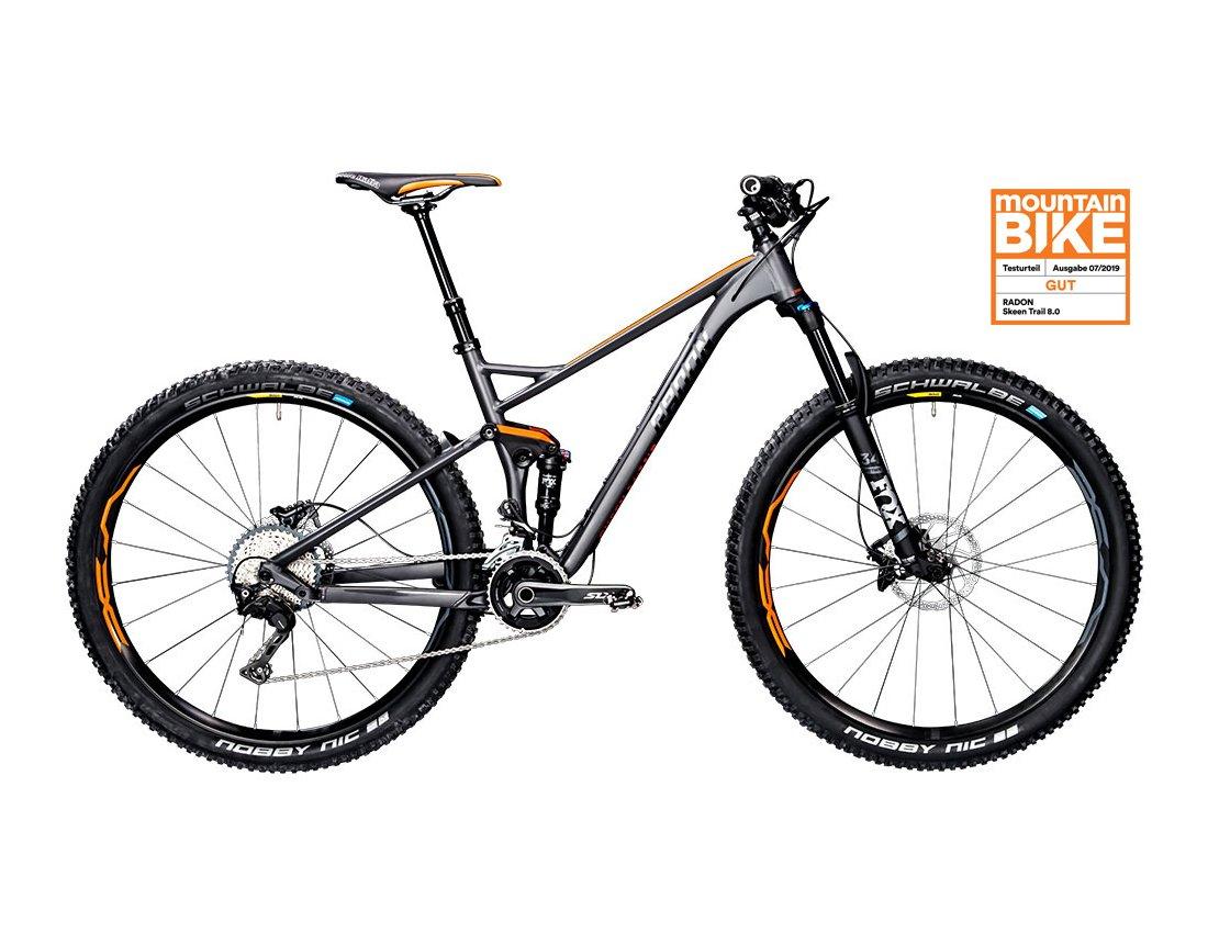 Radon Skeen Trail 8.0/9.0/10.0 29'' Fully MTB Sale bei Bike Discount