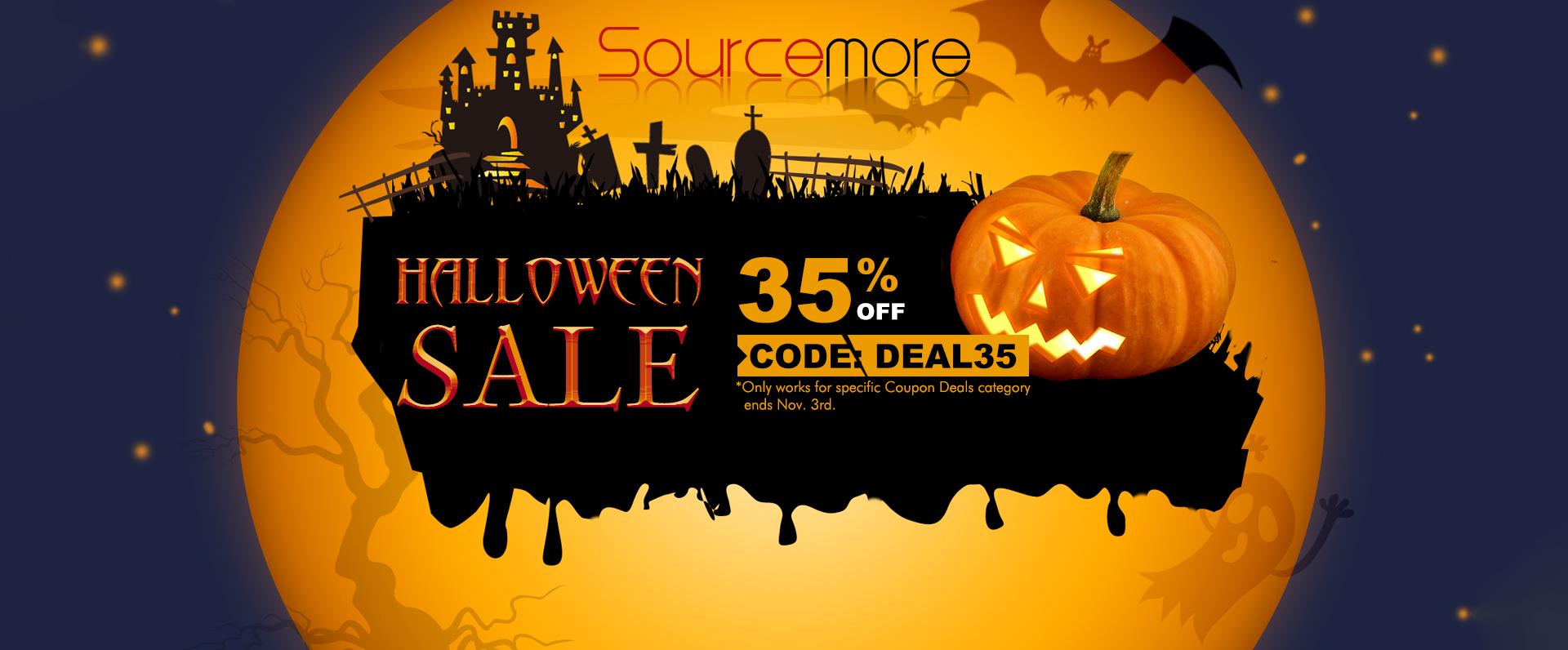 Sourcemore Halloween Sale zB. asMODus Spruzza 80W Squonk Kit