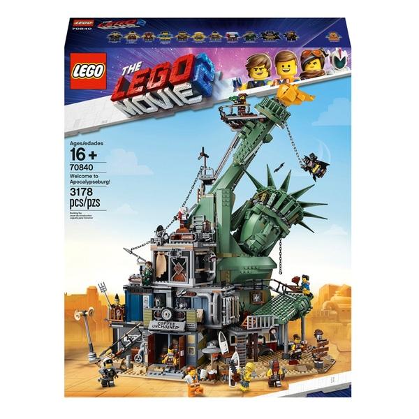 LEGO The LEGO Movie 2 70840 Willkommen in Apokalypstadt! @Smyths toys für 209,90 €