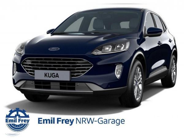 Ford Kuga Plugin-Hybrid neues Modell [Gewerbe] eff. 156€/M netto, LF 0,4
