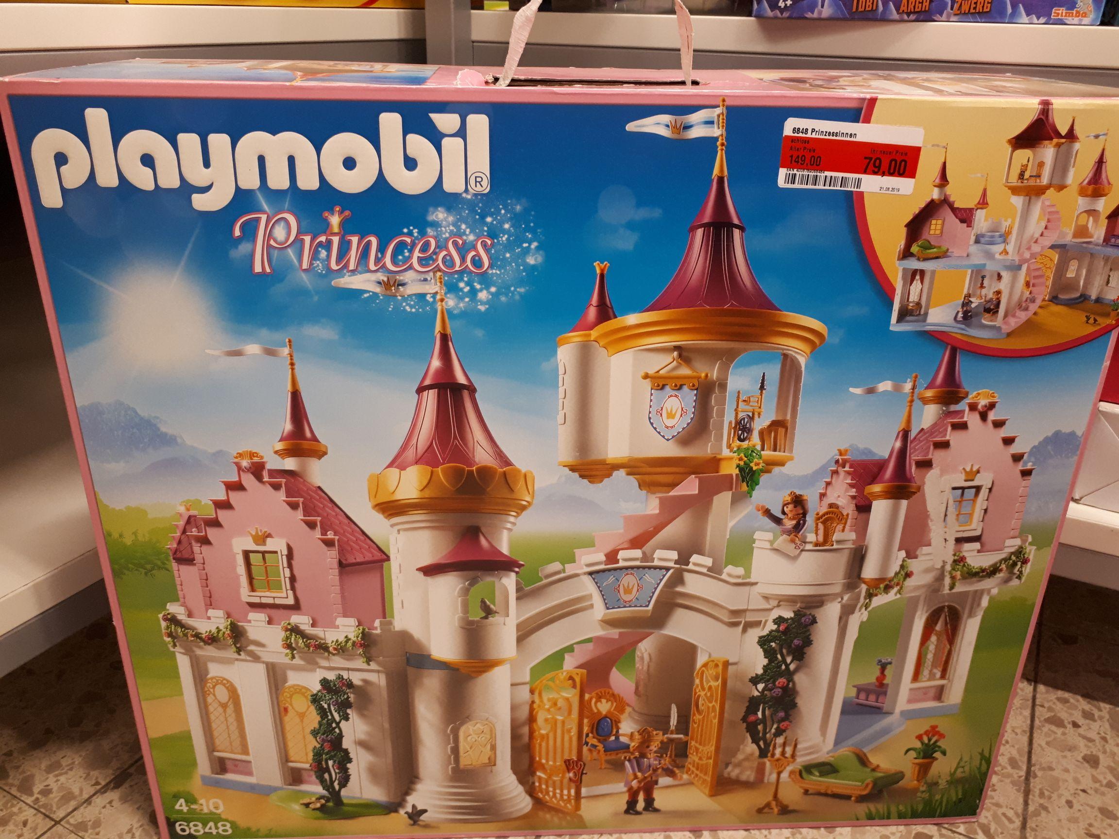 Playmobil Princess 6848 - Prinzessinnenschloss ** Lokal ...