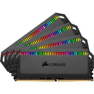 [PREISFEHLER] 32GB Corsair Dominator Platinum RGB DDR4-3600 DIMM CL18 Quad Kit