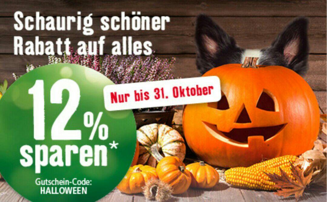 Fressnapf 12 % Gutschein MBW 59 Euro