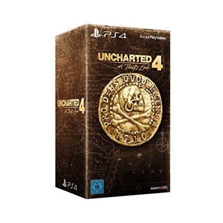 [Expert Lichtenfels] Uncharted 4 - A Thief's End (Libertalia Collector's Edition) (PS4)