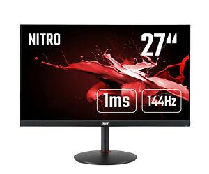 ACER Nitro XV272UP Gaming Monitor für 364,09 EUR bei ebay (MediaMarkt)