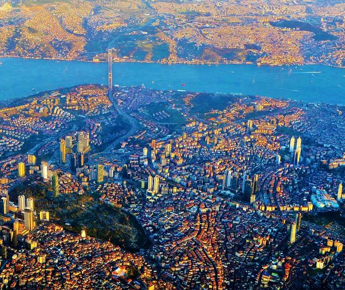 Flüge: Istanbul / Türkei ( Januar - Juni ) Nonstop Hin- und Rückflug mit Lufthansa von Frankfurt ab 100€