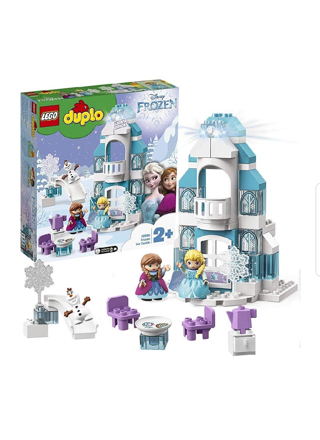 [Amazon] LEGO 10899 Duplo Elsas Eispalast, Bausteine, Mehrfarbig