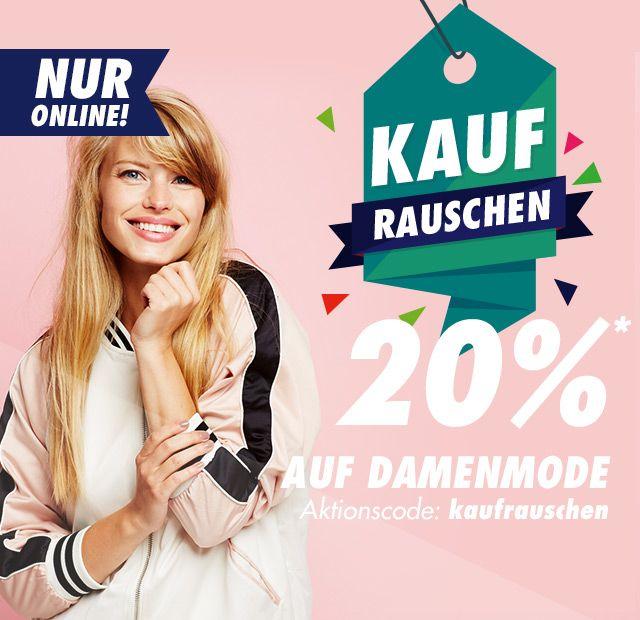 Galeria Kaufhof 20%
