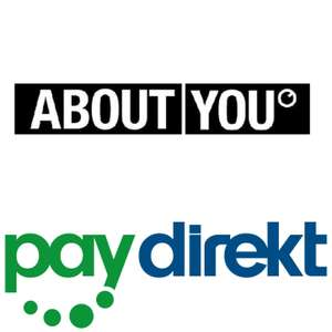 About You + Paydirekt 10€ Rabatt bei 50€ MBW