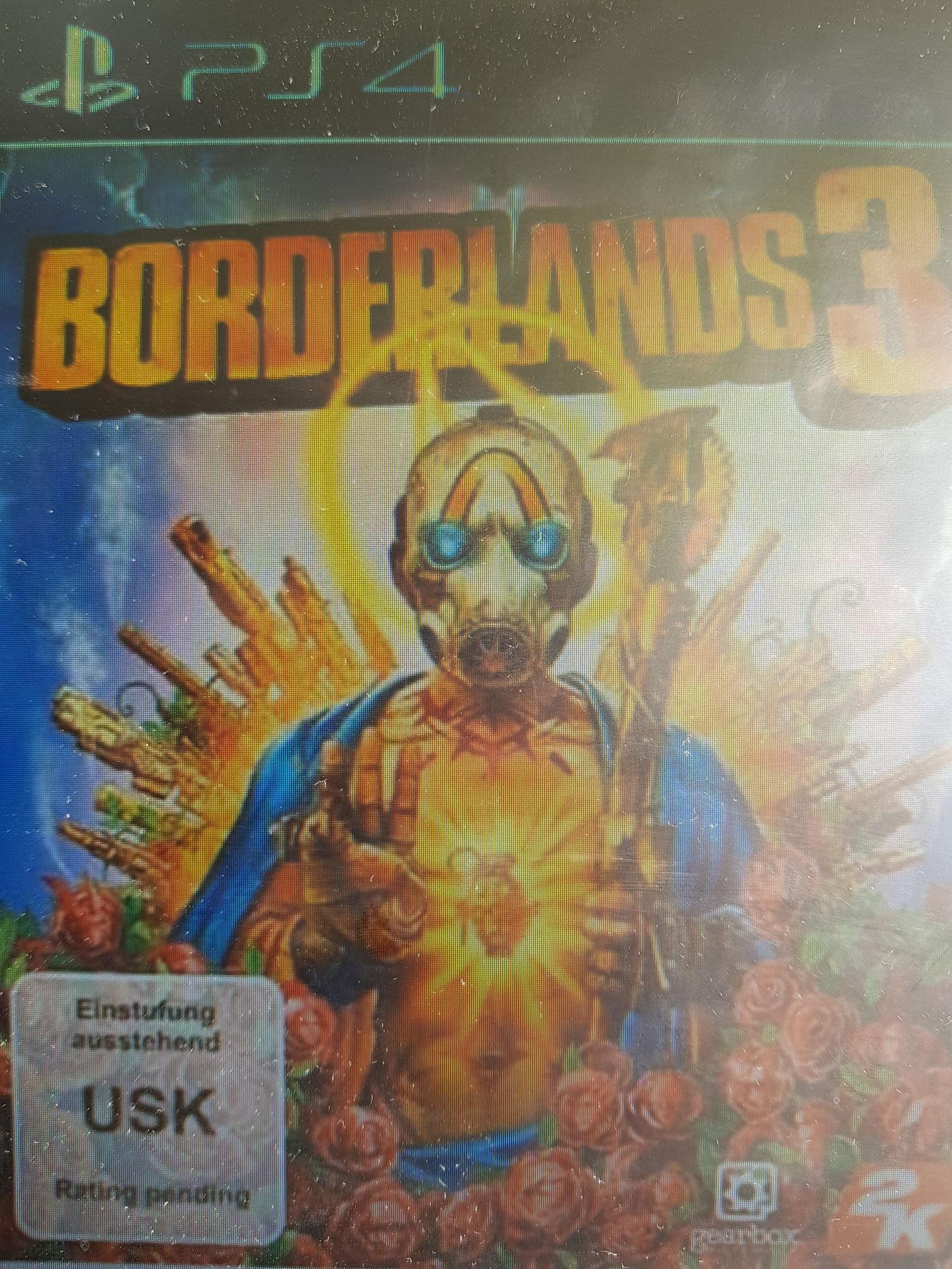 Borderlands 3 Playstation 4 Gamesflat