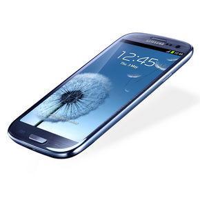 """[Lokal?] Samsung Galaxy S3 """"SIII 19300 BLUE"""" für 399 Euro im Marktkauf"""