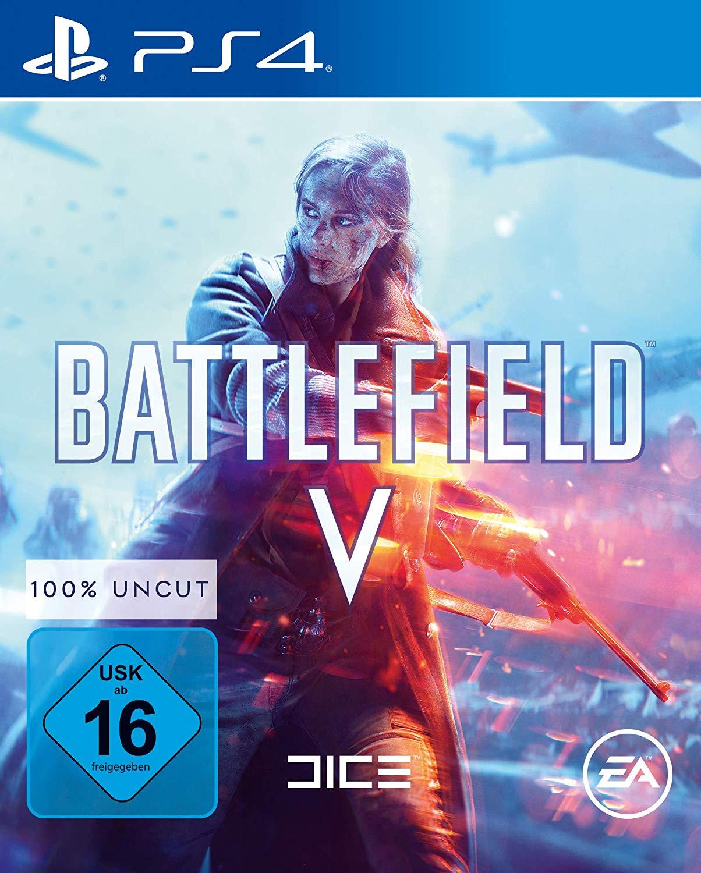 Battlefield 5 für PS4 & Xbox One - 12,49 € inkl. Versand (Abholung 9,99 €)