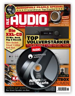 AUDIO und/oder stereoplay Miniabo - 3 Printausgaben (Kündigung notwendig)