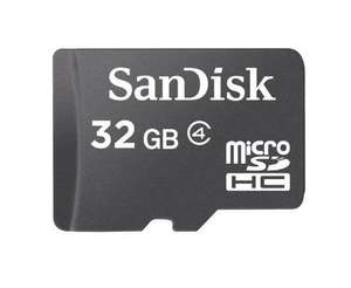 SanDisk Micro Speicherkarte SDHC 32GB Class 4 vs. 6  vs. 10