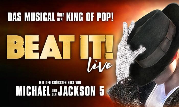 Ein paar Tickets für Veranstaltungen mit 20% extra Rabatt: zB Tina Turner Story, Falco Musical und Michael Jackson Show für je 71,20€
