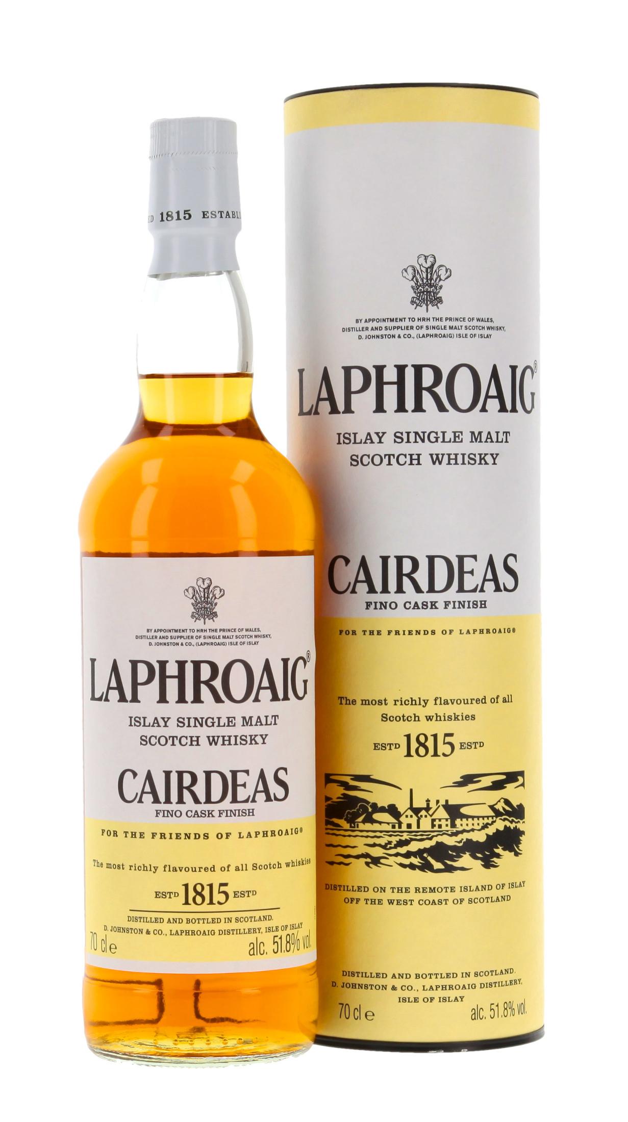 Laphroaig Cairdeas 2018 Islay Single Malt Scotch Whisky Fino Sherry Cask