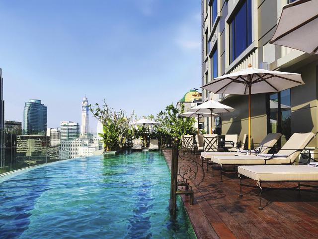 Im November: 6 Tage Thailand/Bangkok - Flug + 4*Hotel/F ab 249,00 p.P