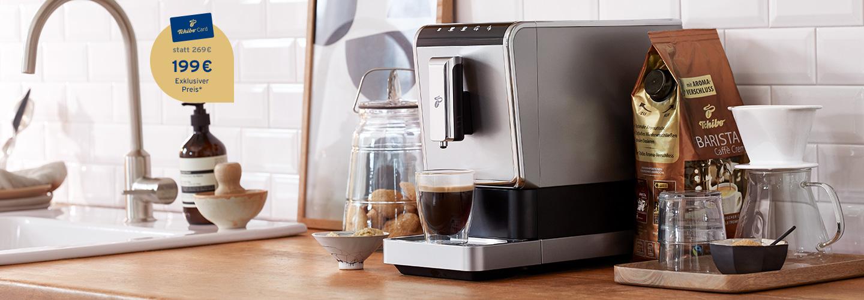 Kaffeevollautomat Tchibo Esperto Caffè