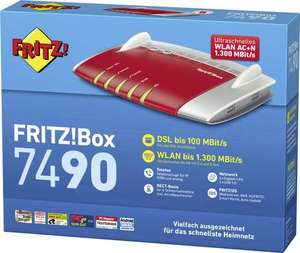 [FAKE SHOP] AVM FRITZ!Box 7490 WLAN Router