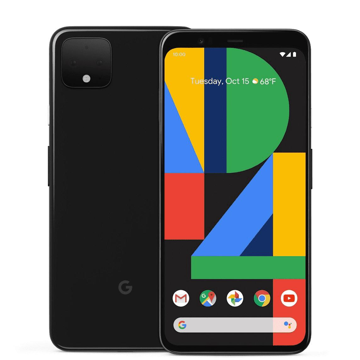 Google Pixel 4 für 19€ Zuzahlung im mobilcom debitel Vodafone Green (16GB LTE) für mtl. 36,99€ (AG Erstattung möglich)