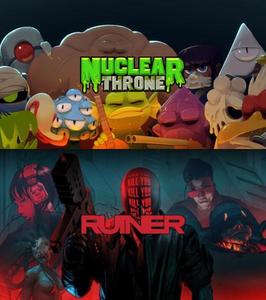 Nuclear Throne & Ruiner kostenlos im Epic Store ab dem 07.11.2019