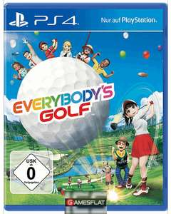 Everybodys Golf PS4 + DLC Thats you