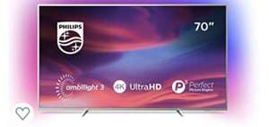 Philips Ambilight 70PUS7304/12 Fernseher 178 cm (70 Zoll) Smart TV (4K, LED TV, HDR 10+, Android TV)
