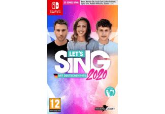Let's Sing 2020 mit deutschen Hits für Nintendo Switch