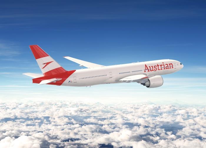 Austrian Airlines: 50 % auf Begleitperson nach Fuerteventura, Funchal/Madeira oder Teneriffa