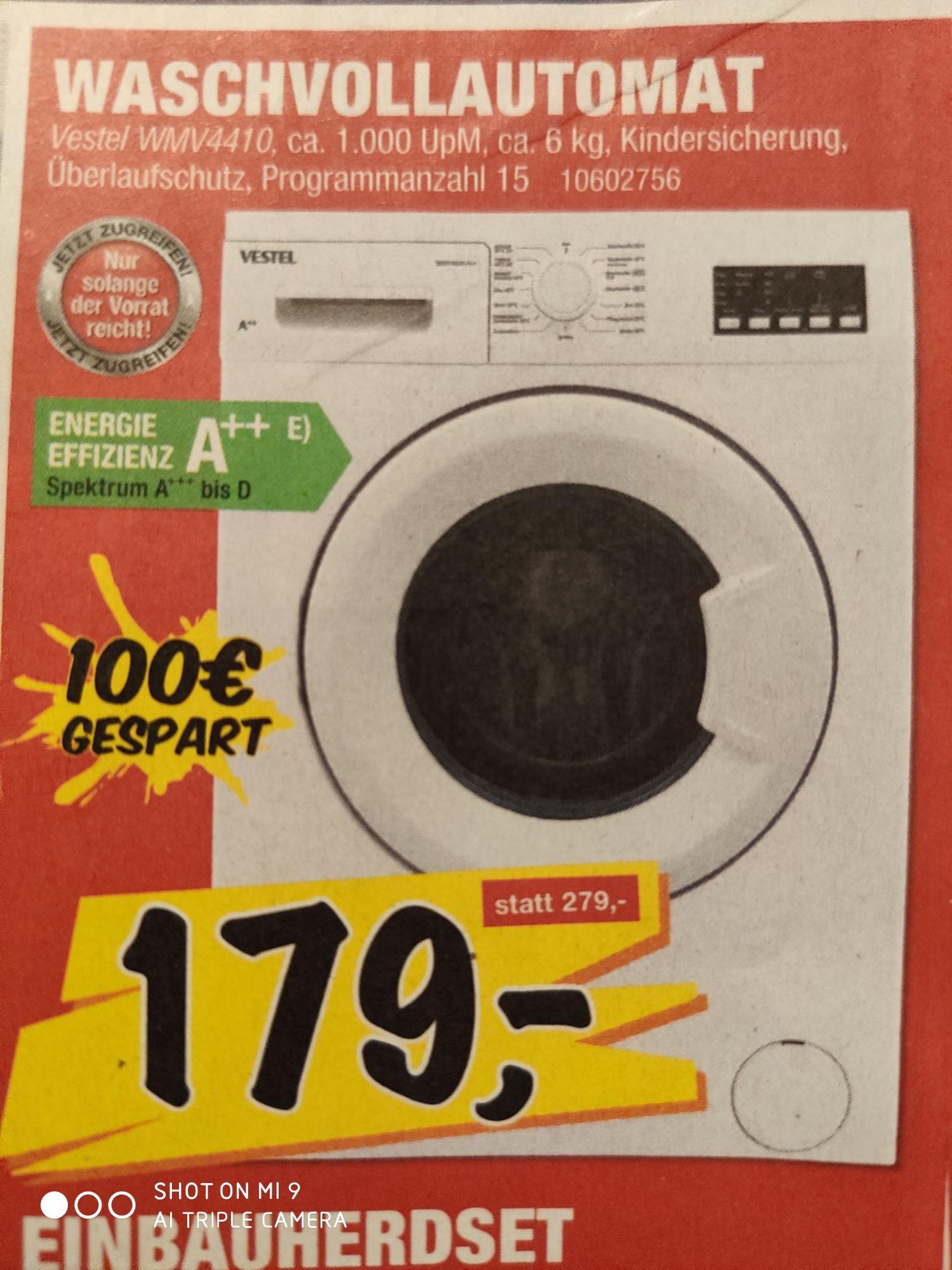 Vestel Waschvollautomat WMV4410 [Sconto]