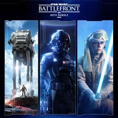 Star Wars Battlefront: Hoth-Bundle (PS4) Star Wars Battlefront II + Star Wars Battlefront Ultimate Edition + DLC für 8,99€ (PSN Store PS+)