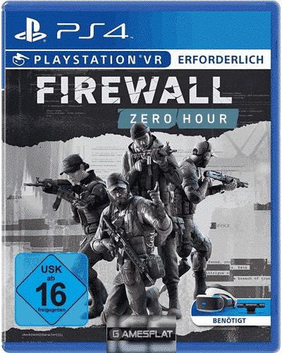 Firewall Zero Hour PS4 VR