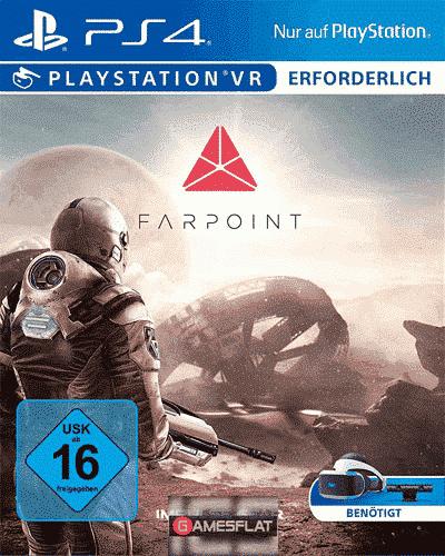 VR Farpoint PS-4 für 12,98€ bei Abholung vor Ort