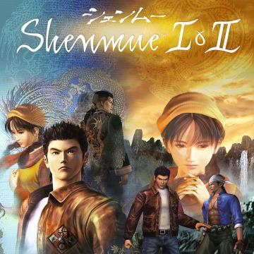 Shenmue I & II (PS4) für 13,99€ (PS+)