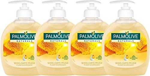 4x Palmolive Flüssigseife Milch und Honig 300ml für 1,39€ - Preisfehler [Amazon Prime]