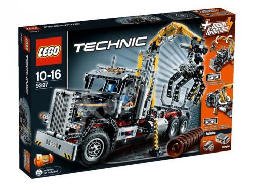 [offline] LEGO Technic 9397 - Holztransporter/Carrera 132 Digital/Lego Star Wars@Metro (lokal?)