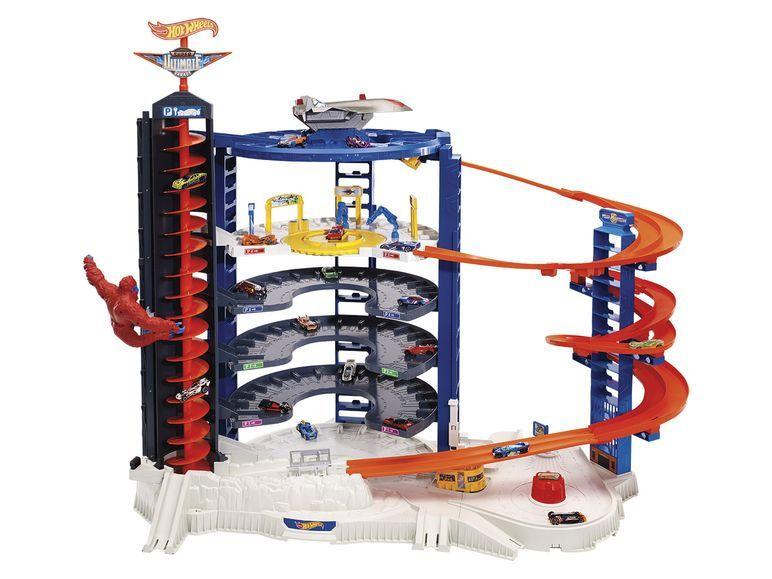 [LIDL Online] Hot Wheels FDF25 Super Megacity Parkgarage
