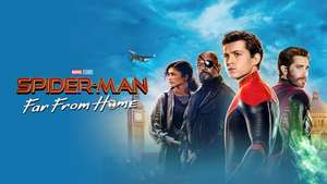 [Sky Store] Spider-Man: Far From Home incl. Spider-Man 1-3, The Amazing Spider-Man 1&2, Venom und Spider-Man: Homecoming