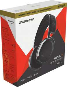 SteelSeries Arctis 7 Gaming Headset Wireless PS4 PC DTS X Sourround Sound