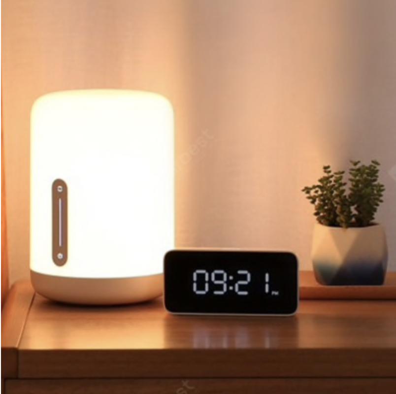 Xiaomi Mi Smart Bedside Lamp 2 MJCTD02YL Nachttisch- & Ambientelampe Dimmbar iOS/Android Alexa 39,35€ inkl. Versandkosten - [AmazonFR]