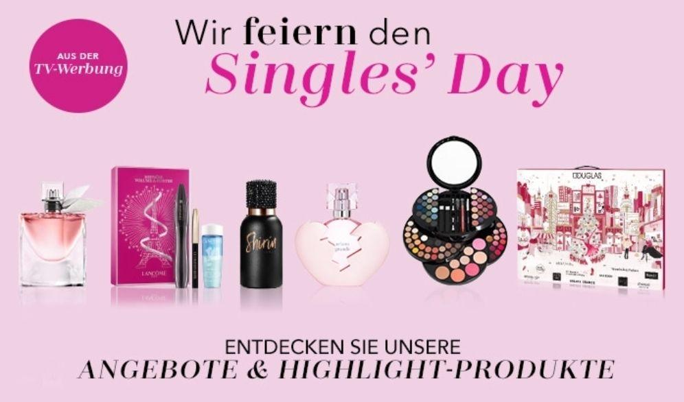 [Douglas] 20 % Rabatt bis zum 11.11. (Singles' Day)