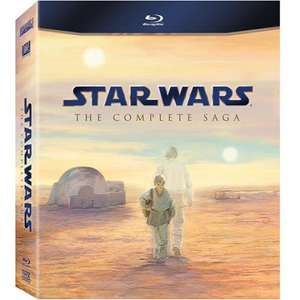 [Amazon Winter Deals] Star Wars: The Complete Saga I-VI [Blu-ray]