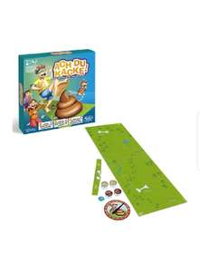 [Amazon Prime] Hasbro Gaming E2489100 - Ach du Kacke Kinderspiel