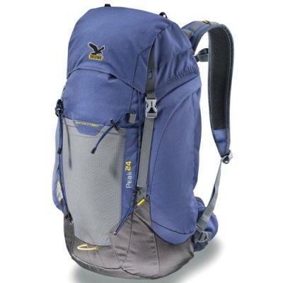 Salewa Wanderrucksack Peak Bp 24 Liter Blau/Anthrazit