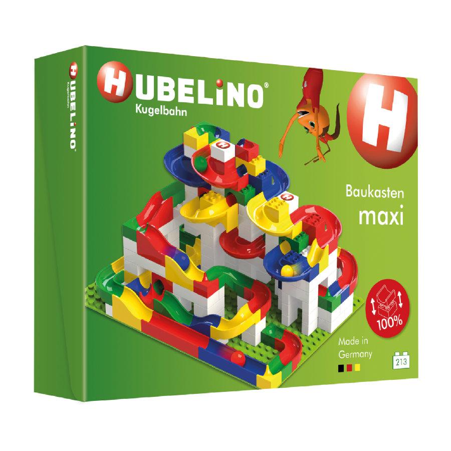 [Babymarkt] HUBELINO® Baukasten maxi (213-teilig)