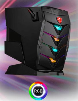 MSI Aegis 3 9SC, Gaming PC mit Core i5 Prozessor, 8GB RAM, 256 GB SSD, 1 TB HDD, GeForce RTX 2060, 6 GB inkl Call of Duty Modern Warefare